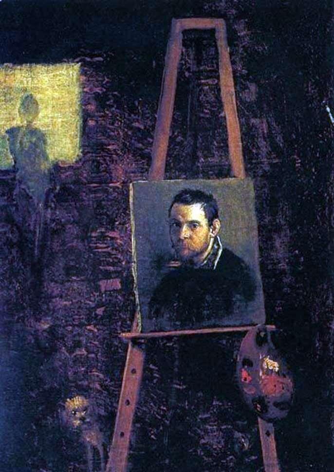 Retrato   Annibale Carracci