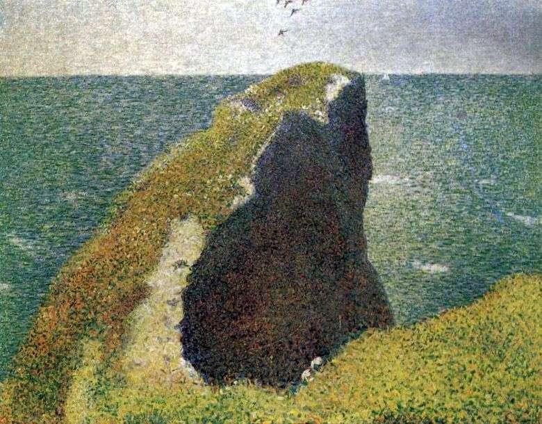 Cape du Oc en Grancane   Georges Cerat
