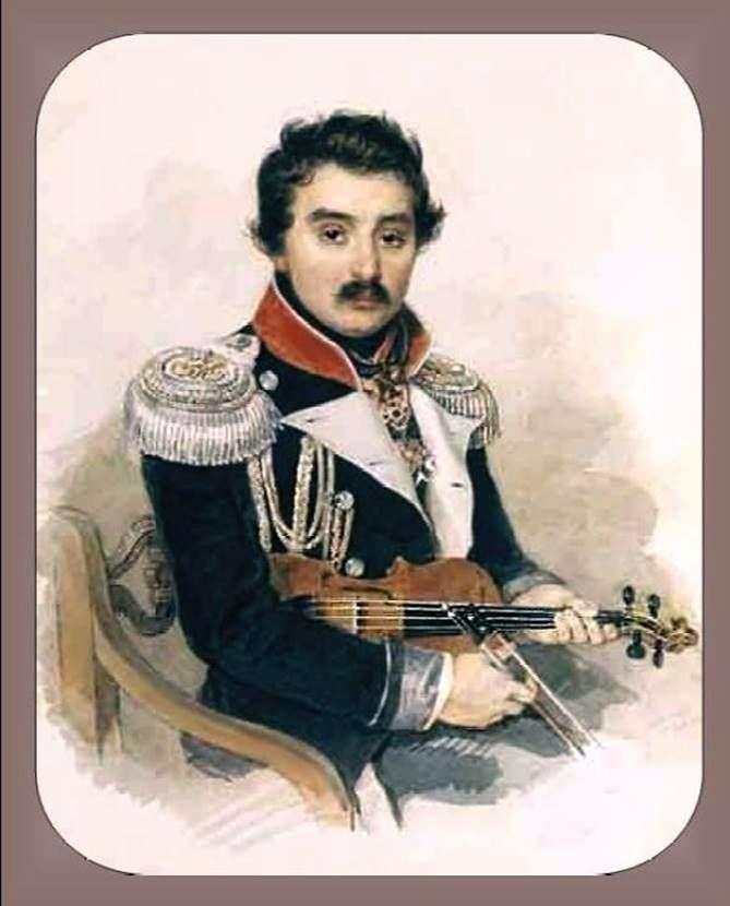 Retrato de A. F. Lvov   Peter Sokolov