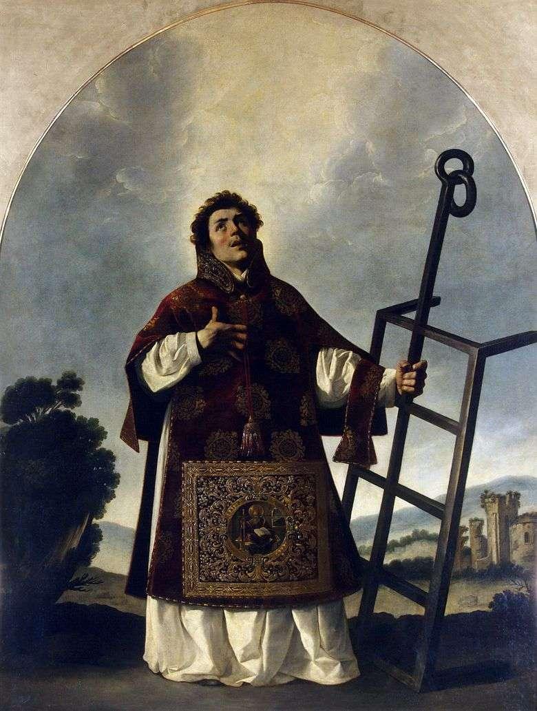 San Lorenzo   Francisco de Zurbarán