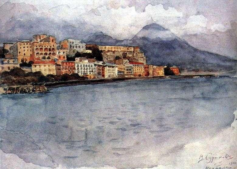 Nápoles   Vasily Surikov