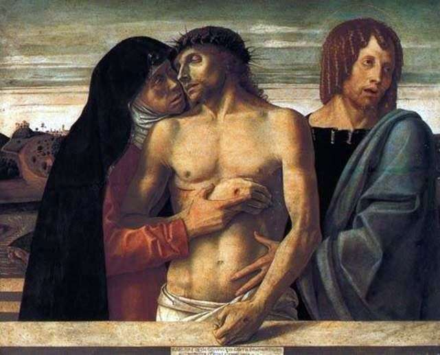 Imágenes de Cristo   Giovanni Bellini
