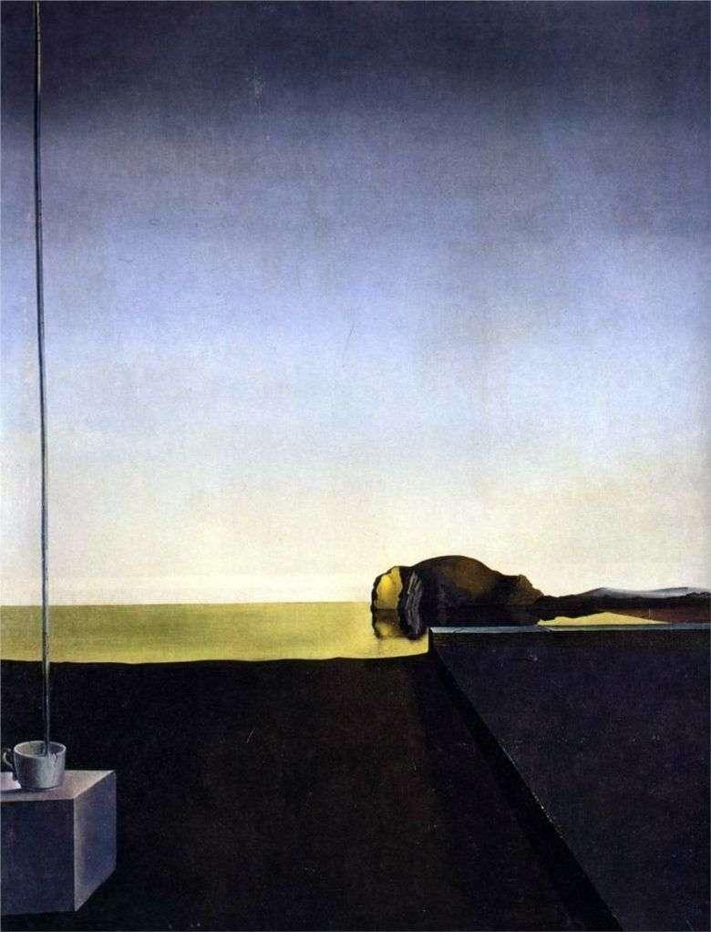 Islas de los Muertos   Salvador Dali
