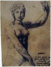 Juno   Benvenuto Cellini