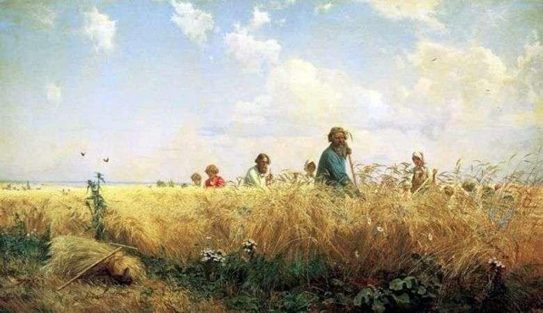 Kostsy (tiempo de sufrimiento)   Grigory Myasoedov