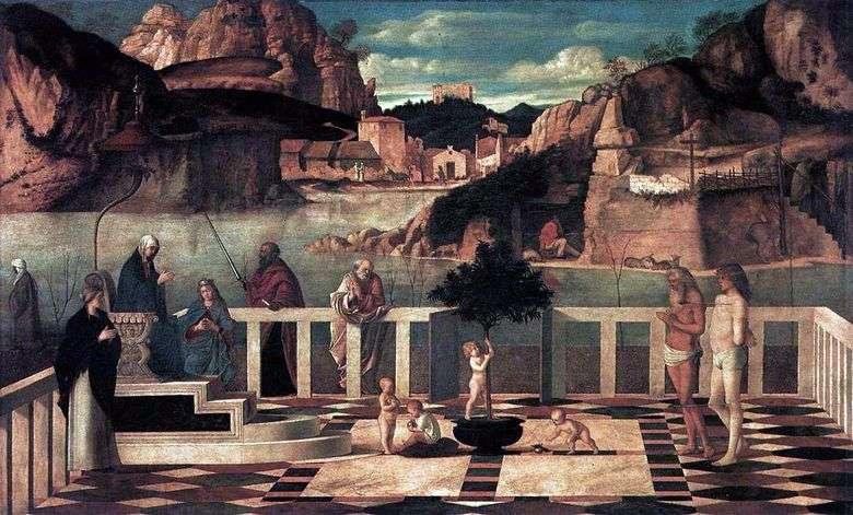 Lago Madonna   Giovanni Bellini
