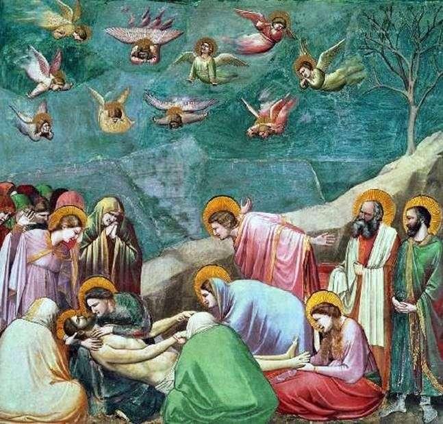 Lamentación de Cristo   Giotto di Bondone