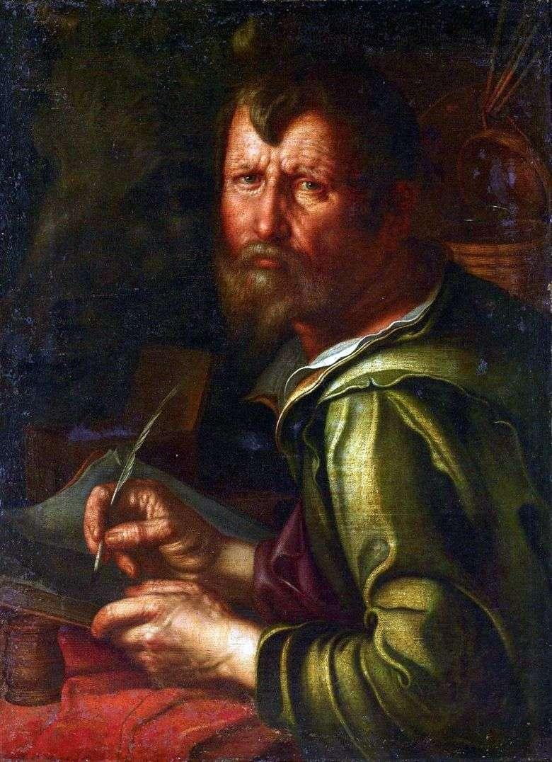 Lucas el evangelista   Joachim Eyteval