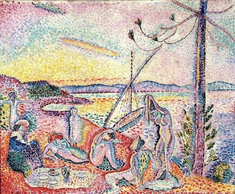 Lujo, paz y placer   Henri Matisse