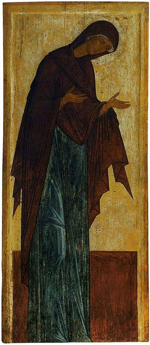 Madre de Dios   Andrei Rublev