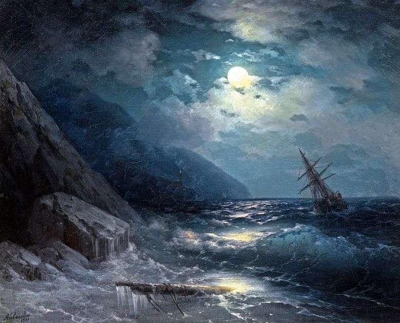 Mar   Ivan Aivazovsky