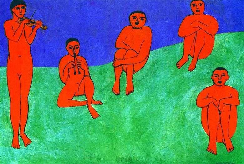 Música   Henri Matisse