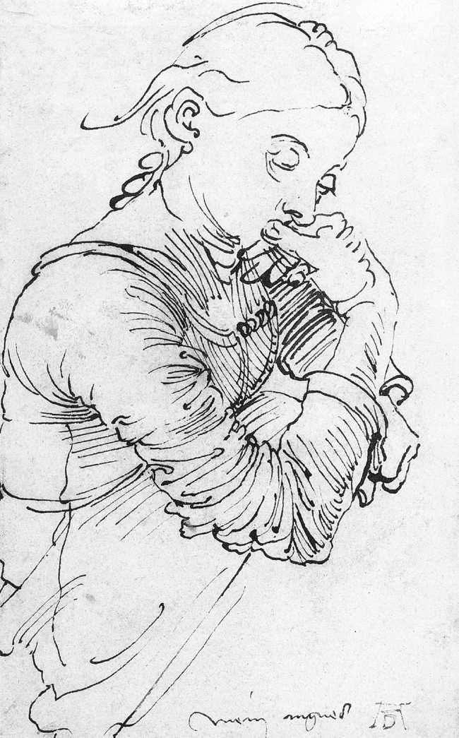 My Agnes   Albrecht Durer