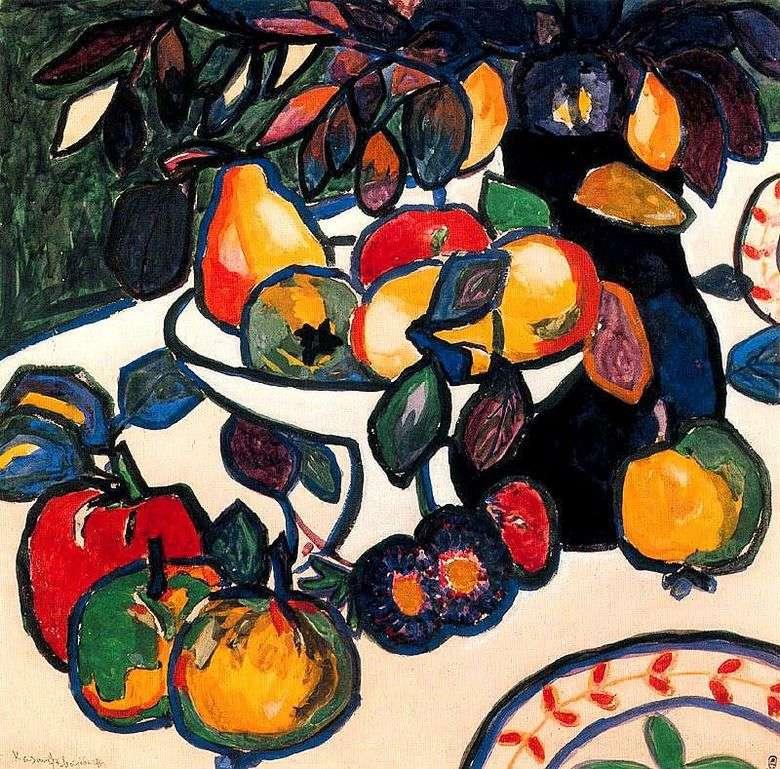 Naturaleza muerta   Kazimir Malevich