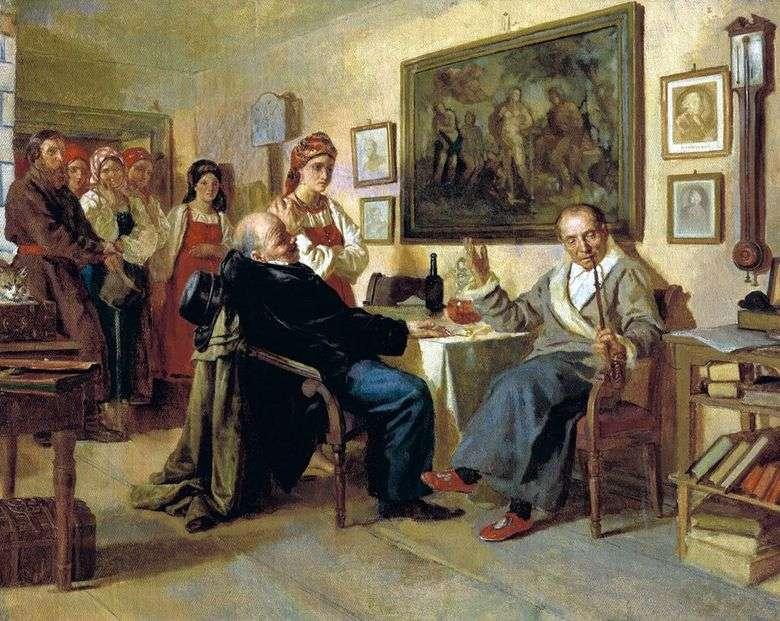 Negociación   Nikolay Nevrev