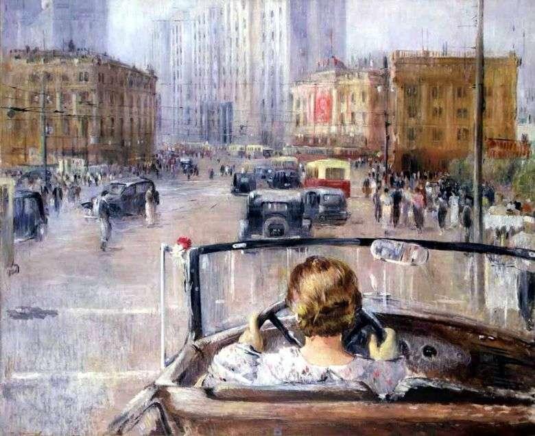 Nueva Moscú   Yuri Pimenov