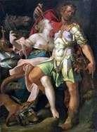 Odisea y Kirk   Bartholomeus Spranger