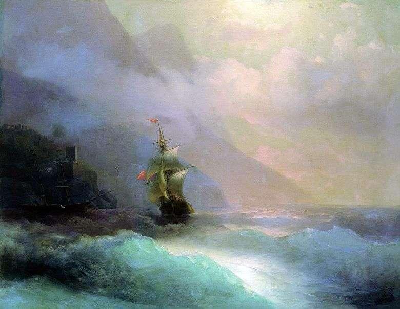 Paisaje marino   Ivan Aivazovsky
