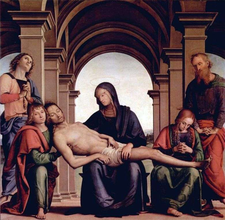 Piedad   Pietro Perugino
