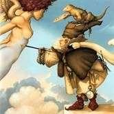 Pintor del cielo   Michael Parkes