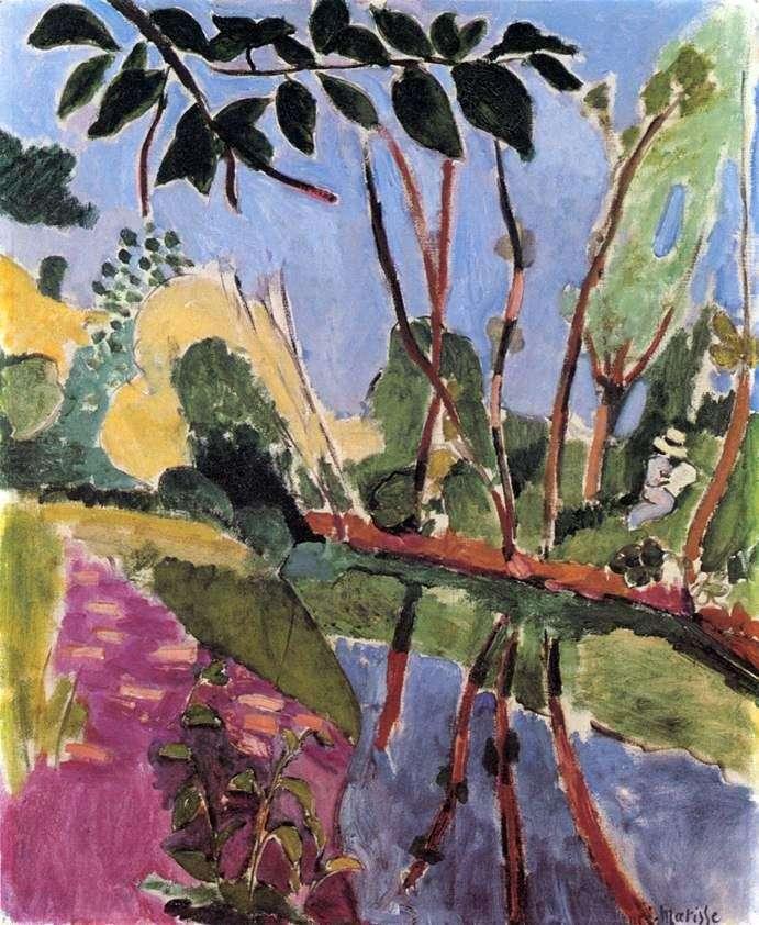 Playa   Henri Matisse