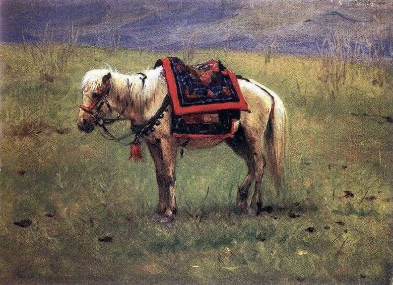 Pony del Himalaya   Vasily Vereshchagin