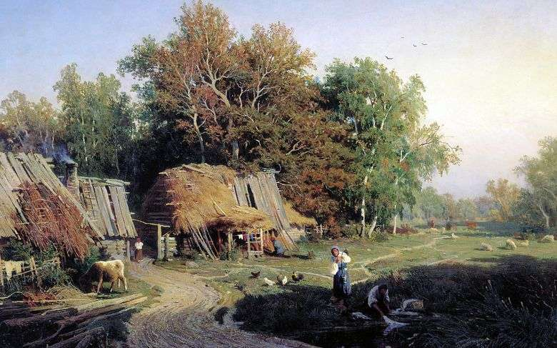 Pueblo   Fedor Vasilyev