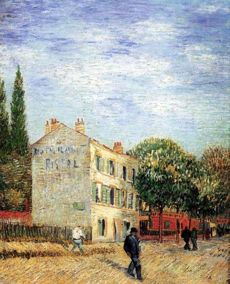 Restaurante Rispal en Anyer   Vincent Van Gogh