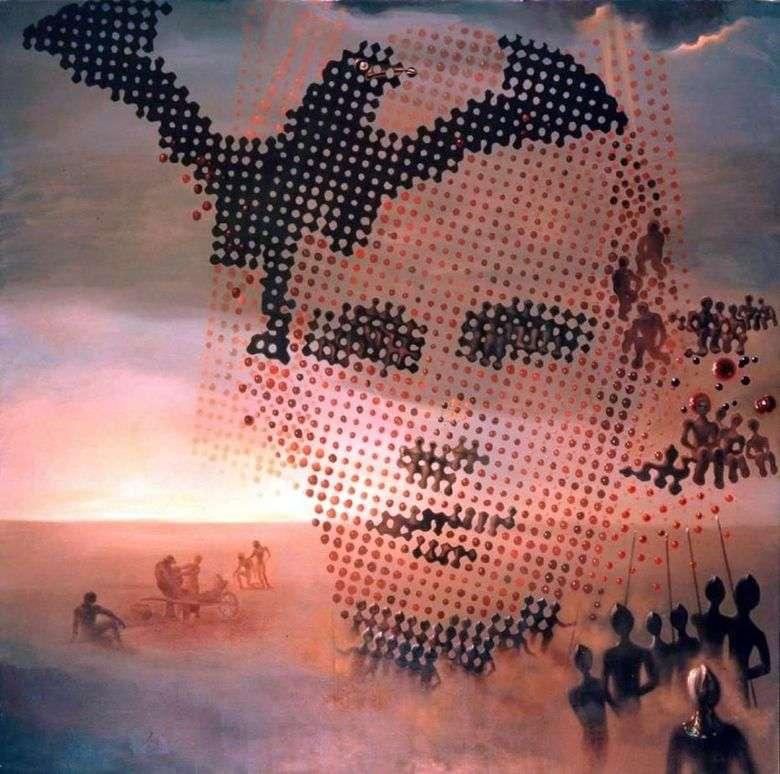 Retrato de mi hermano fallecido   Salvador Dalí