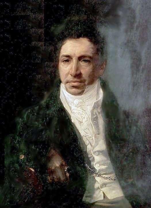 Retrato de P. A. Kikin   Karl Bryullov