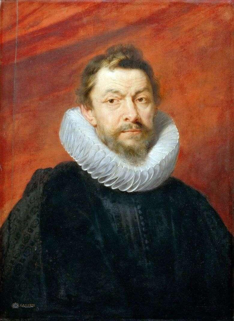 Retrato del barón Henry de Vick   Peter Rubens