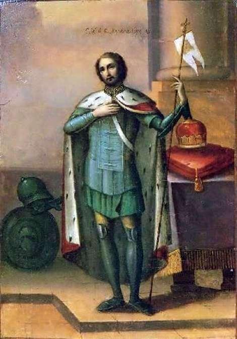 Santo príncipe alexander nevsky