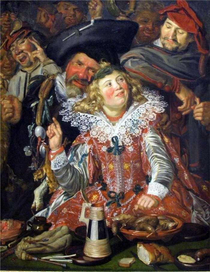Semana del Panqueque   Frans Hals