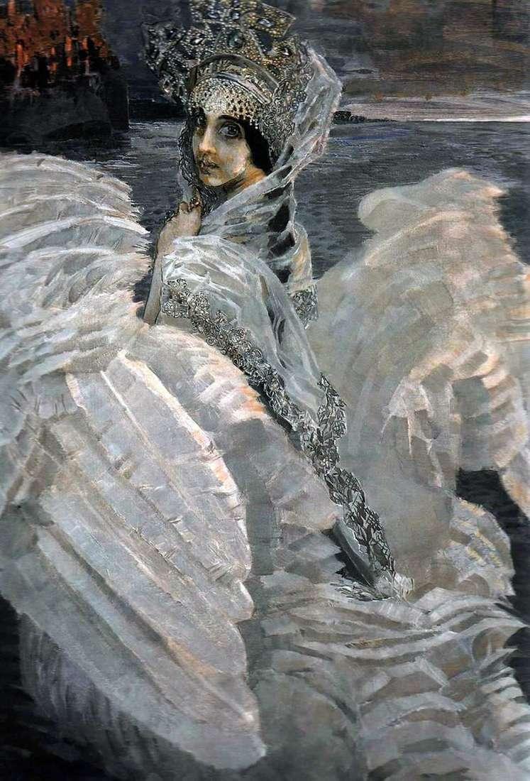 Tsarevna Swan   Mikhail Vrubel